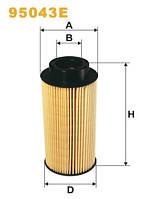 Фильтр топливный WIX 95043E Скания Р Евро 3/4/5 (Scania R-Serie) 1873018