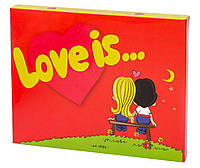 "Шоколадный мини-набор ""Love is"""