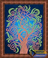 Схема для вышивки бисером - Денежное дерево, Арт. НБч3-66-2