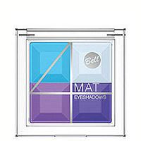 Тени для век многоцветные матовые Bell 4 Mat № 05, фото 1