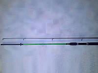 Спиннинг KAIDA CHALLANGE 2.4м тест 10-30, недорогой, штекерный спиннинг, товары для рыбалки