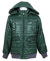 Детская демисезонная куртка для мальчика Baby Line р122-146