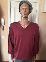 Джемпер свитер с V-образным вырезом мужской Casa Moda