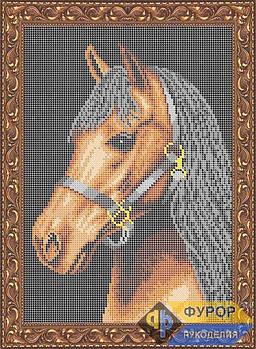 Схема для вишивки бісером картини Кінь (ЖБп4-003-3)