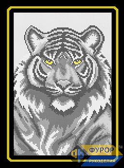 Схема для вишивки бісером картини Тигр (ЖБп4-005-2)