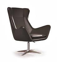 Кресло Halmar Atlas черный