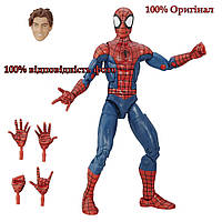 Marvel Legends Spider Man Peter Parker Удивительный Человек паук Питер Паркер