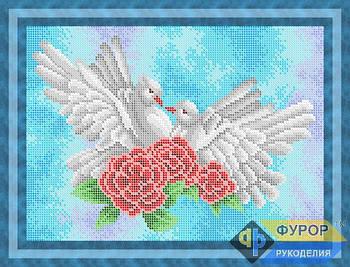 Схема для вишивки бісером картини Вірність (ЖБп4-014)