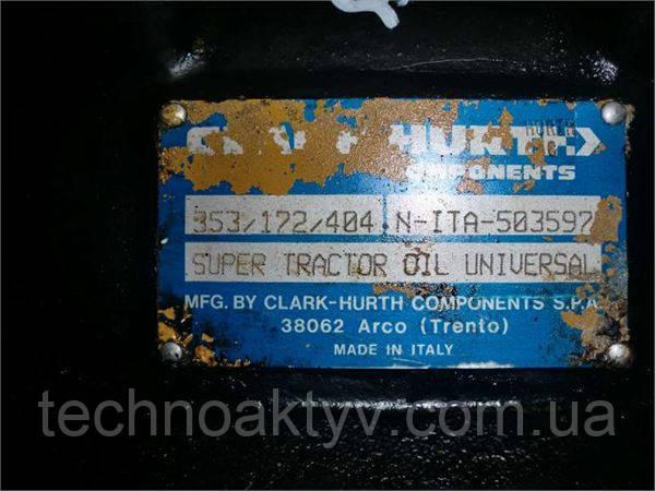 Дифференциал Моста Clark -Hurth Для Koparki Liebherr