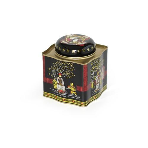 """Банка для хранения чая фигурная """"Япония"""" 250 гр."""
