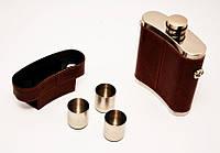 Фляга с стопками 6-3908 (8998) N