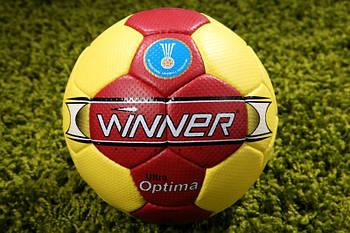 Мяч гандбольный Winner Optima l