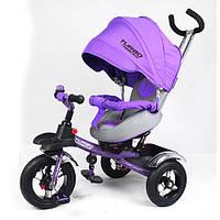 Велосипед трёхколёсный M 3193-6A фиолетовый