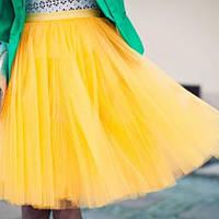Фатиновая юбка,евро-фатин