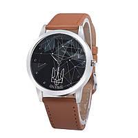 Часы мужские наручные OkTime brown (коричневый)