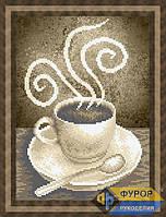 Схема для вышивки бисером - Аромат кофе, Арт. НБч4-33-2