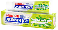 Зубная паста «Новый Жемчуг Зеленый чай и мята + отбеливание» 100 мл