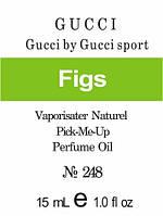 Парфюмерное масло (248) версия аромата Гуччи by Gucci sport - 15 мл композит в роллоне
