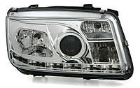 Передние фары Volkswagen Bora