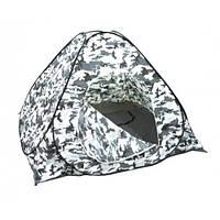 Кемпингоавя палатка для зимней рыбалки 2*2 дно отстегивается, товары для рыбалки