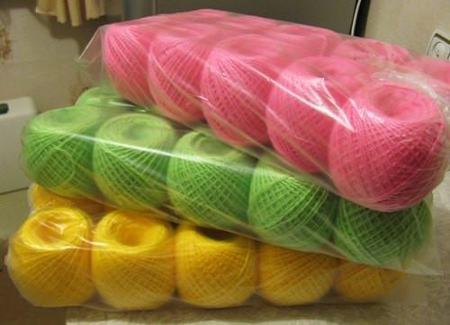Самые дешевые нитки для вязания