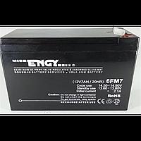 Аккумулятор свинцево-кислотгний engy 6fm7 12v 7ah 20hr