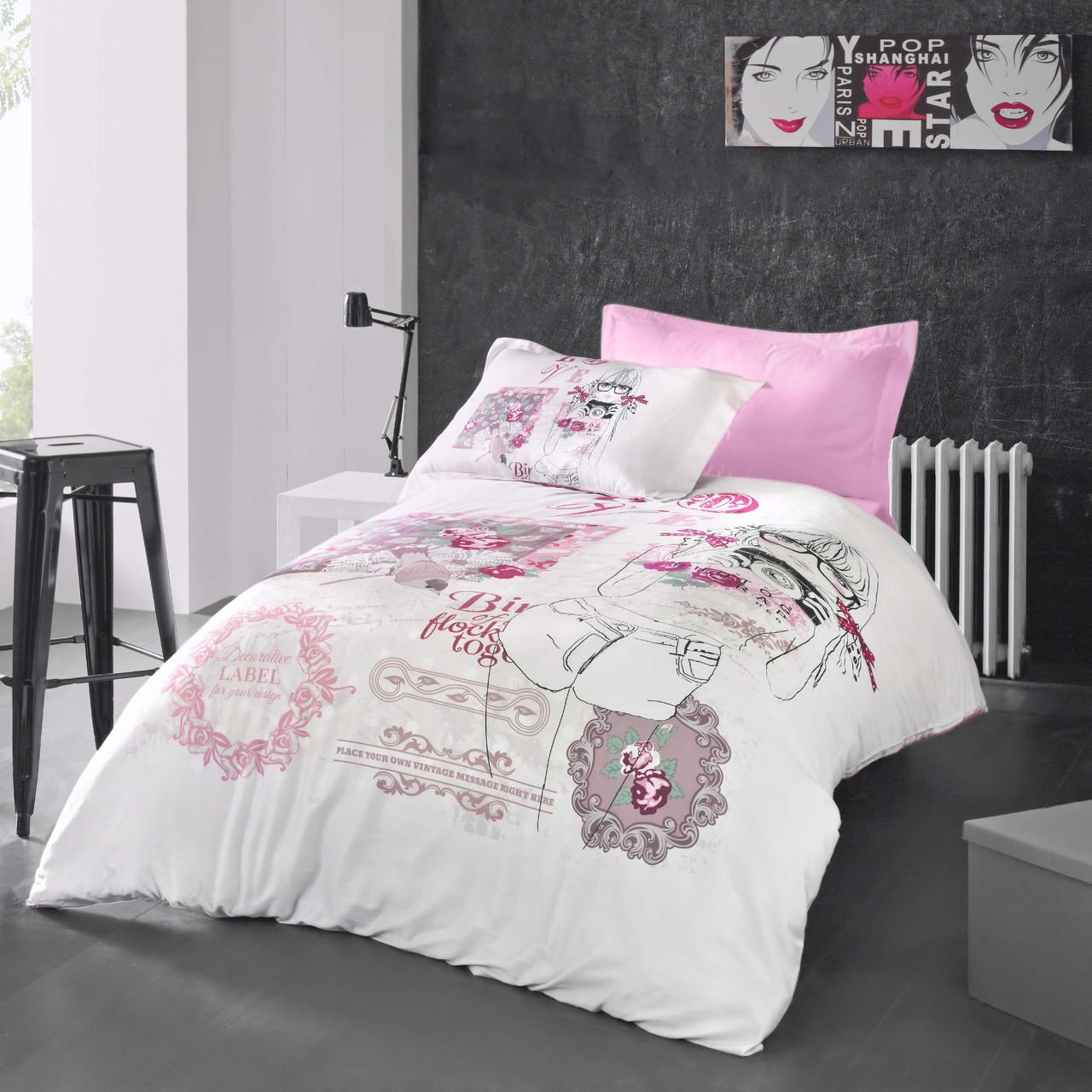 Подростковый постельный комплект Lavonne, Luoca Patisca
