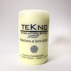 Маска для волос с семенами льна Tekno evolution style 1000 мл