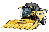 Аренда комбайна New Holland + кукурузная жатка.