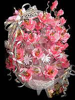 Букет из конфет Лавандовая феерия