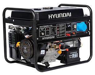 Генератор Hyundai HHY 7000 FE ATS, фото 2