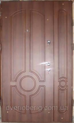 Входная дверь модель 1200 П5-19 vinorit-37 , фото 2