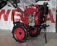 Мотоблок дизельный Weima WM1100be (12 л.с., эл.стартер), фото 1