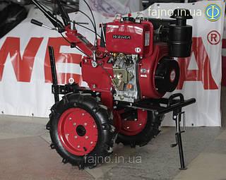 Мотоблок дизельный Weima WM1100be (12 л.с., эл.стартер)