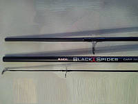 Карповое удилище Kaida Black Spider 3lbs до 120 гр 3,9метра, рыболовное удилище, товары для рыбалки