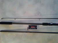 Карповое удилище BratFishing Baloo Carp 3.3м (3lbs)  carbon im 8, штекерная удочка, товары для рыбалки