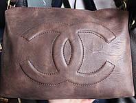 Сумка-клатч стильный женский Chanel  17-1409-13