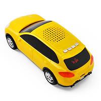 Портативная радио колонка автомобиль Porshe Cayenne