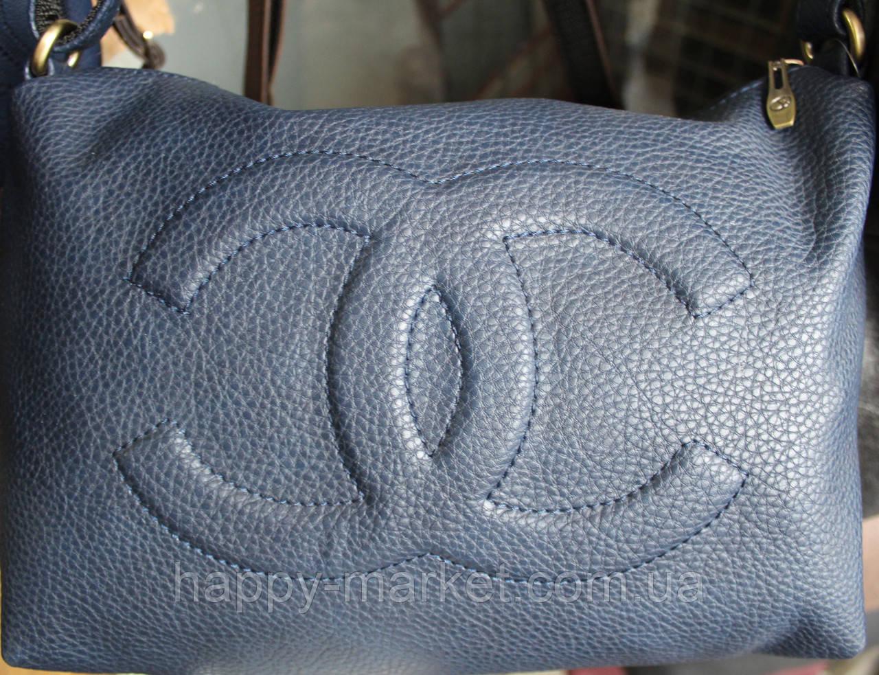 Сумка-клатч стильный женский Chanel  17-1409-14