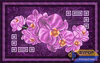 Схема для вышивки бисером - Орхидея , Арт. НБч-003