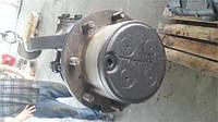 Понижающие Редукторы (Бортовые Редукторы) + Рулевое Управление (Кроссовер) Carraro Jcb