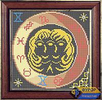 Схема для вышивки бисером - Знак Зодиака - Близнецы, Арт. ЗБп-1