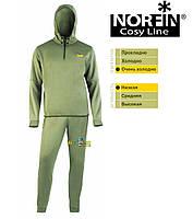 Термобелье Norfin Cosy Line размер S(44-46), очень теплое, комфортный, полиэстер, финское качество