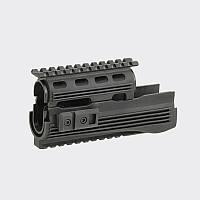 Цевье Rail set for AK series - черное [CM]  FBP0196