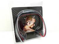 Беспроводные наушники для занятий спортом SPORT-Bluetooth, Черные с красным