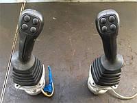 Силовое Гидравлическое Оборудование (Гидравлические Фитинги, Распределители) Volvo Jpystick