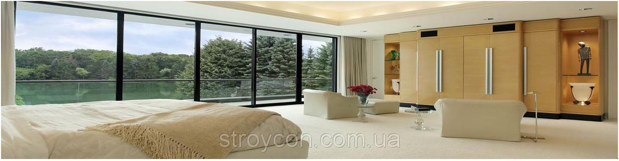Подъемно-раздвижные термо окна и двери