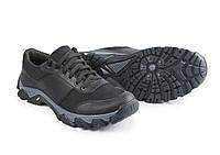 Кроссовки тактические Черные натуральная кожа (все размеры)