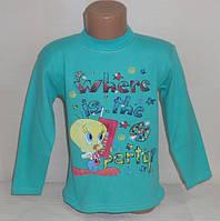 """Детский джемпер для девочек""""ТВИТТИ"""" 5,6,7,8 лет, 100% хлопок.Детская одежда оптом"""