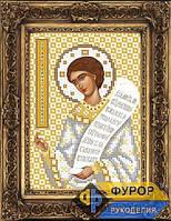 Схема иконы для вышивки бисером - Роман Сладкопевец Святой Преподобный, Арт. ИБ5-047-2